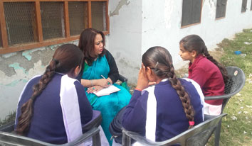 Mentoring by Suneepa Das, RBS