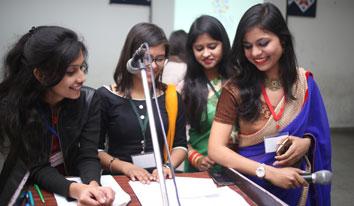 Alumni meet in Delhi